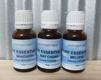 Pure Cinnamon Leaf Essential Oil **15mL