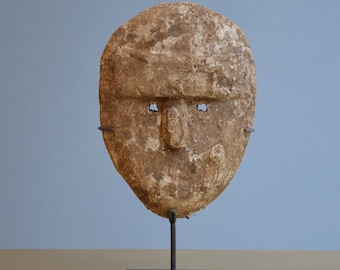 Wooden Timor mask