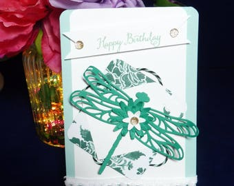 Birthday A6 Card Stampin' Up!