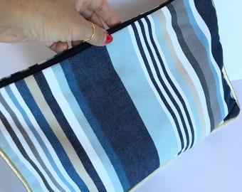 Large cotton canvas bag