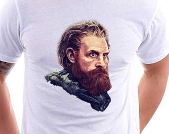 Tormund Brienne Shirt GAME Of THRONES T-shirt