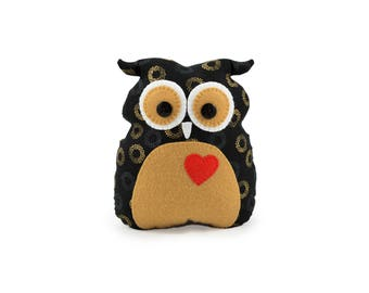 Owl Cushion Armand
