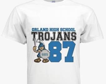 OHS Class Of 1987 T-Shirt