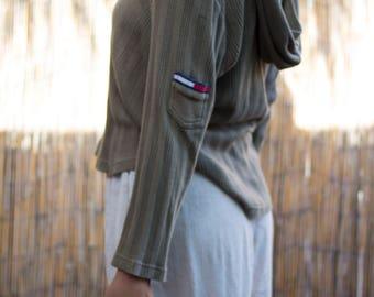 vintage Tommy Hilfiger hoodie shirt