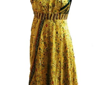 Magic Wrap Skirt, Bohemian Skirt, Bohemian Costume