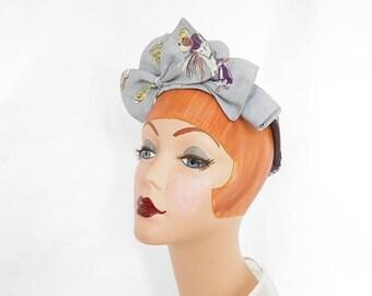 RARE vintage WW2 era 1940s hat
