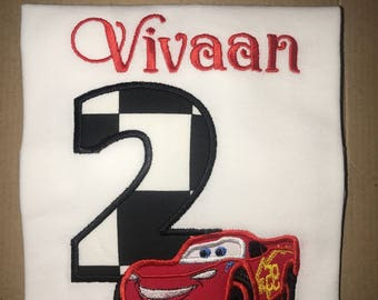 Lightening McQueen TShirt