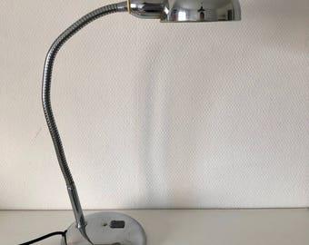 Lamp Jumo 210 industrial 60s vintage