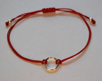 Karma Bracelet Circle