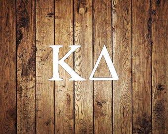 Kappa Delta Decal