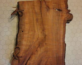 Natural Wood Photo Binder