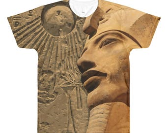 Akhenaten All-Over Printed T-Shirt