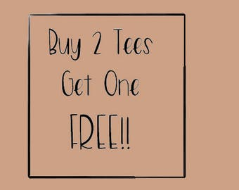 Buy 2 tshirts Get One FREE, FREE SHIPPING!, Christmas Shopping Deal, Coffee Shirt, Heavy Metal Clothing, Gothic Clothing, Horror Clothing