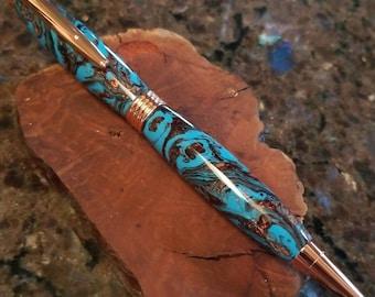 Custom made Streamline ballpoint pen