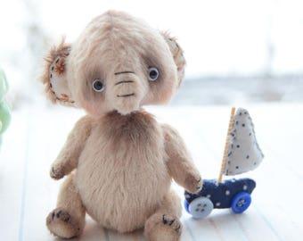 Teddy elephant