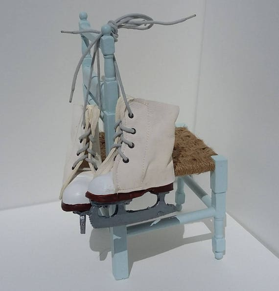 Ice skates for 18 inch doll