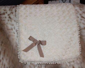 White Broken Blanket