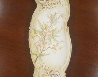 RStK Amphora TurnTeplitz Art Nouveau Dish