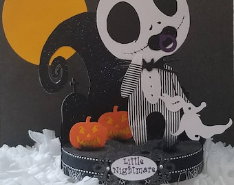 The Nightmare Before Christmas Baby Clothes Jack Skellington