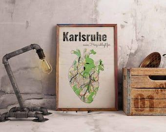 Karlsruhe - my favourite city