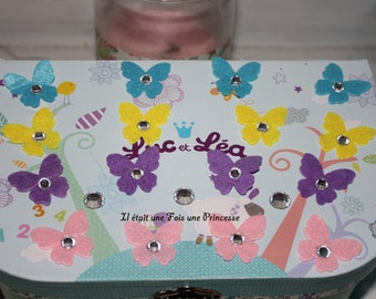 Butterflies with Rhinestones for creation