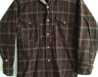 Pendleton wool flannel
