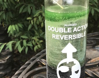 Double reversible 7 day candle