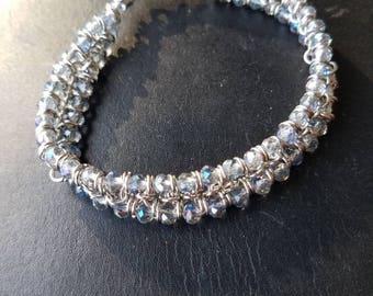 Rings of Saturn bracelet