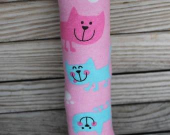 Catnip toys, Kitty Kickers by Kel, Cat kick sticks, Catnip, Kitty Kickers,Kitty Kick Sticks, Pink cat & mice