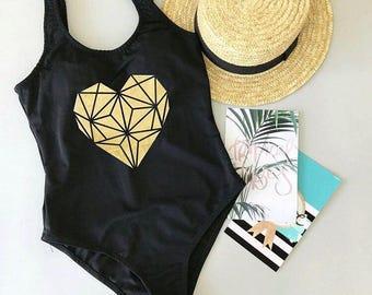 Swimsuit Bathing Suit Swimwear Bachelorette Party Gift for Bride