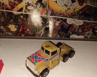 Limited Edition Lectron LTD Confederate Grand Dragon Semi Truck