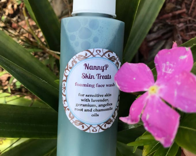 Organic Face Washes For Acne, Dry, Sensitive, Aging Skin And Rosacea - Certified Aromatherapist