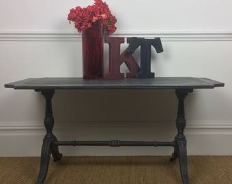 S O L D !!!!       Black Coffee Table, Grey Coffee Table, Sofa Table, End Table