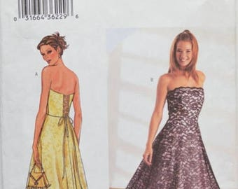Summer Sale Butterick Arianna Sewing Pattern 3768 - Size 6,8,10
