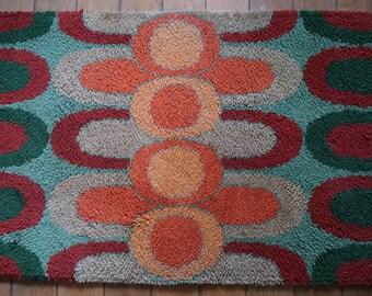 Retro 60,s space age carpet