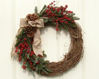 wreaths for front doorsFront door wreaths  Etsy