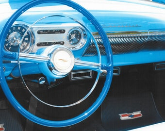 1953 Chevy - Chevrolet Bel Air  Dashboard