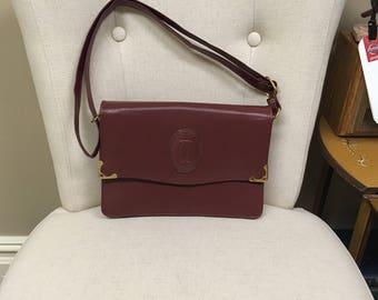 Vintage Cartier Shoulder Bag/Purse