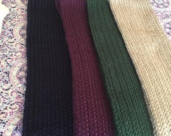 wool scarf, scarf, infinity scarf, infinity wool scarf