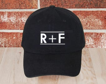 Rodan And Fields Trucker Hat, R+F Embroidered Hat