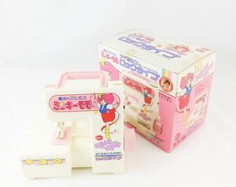 Machine a coudre Gigi - Minky Momo sewing machine - popy japan
