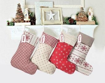 Christmas stockings | Etsy