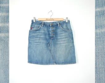 Skirt 90's Denim