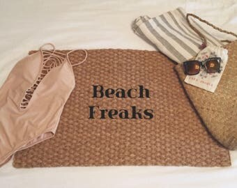 Beach Freaks Doormat