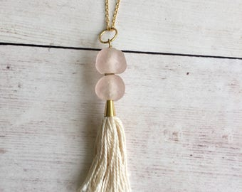 the Taylor necklace (3 colors)