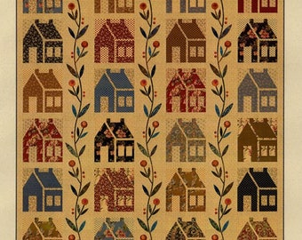 Homestead Quilt Pattern