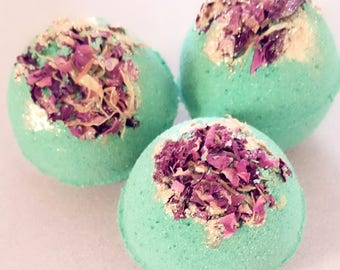 Welcome to the jungle bath bomb