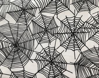 Halloween spiderweb leggings