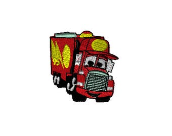 5x7 Embroidery File: Cars, MAC, Choose Your Size and Format