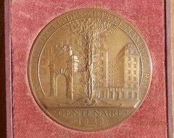 Bronze commemorative Medal